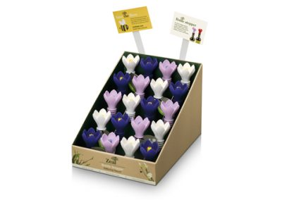 Crocus Bottle Stoppers