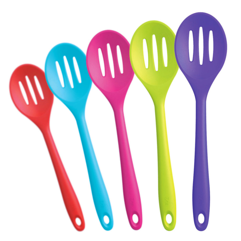 Silicone Draining Spoon