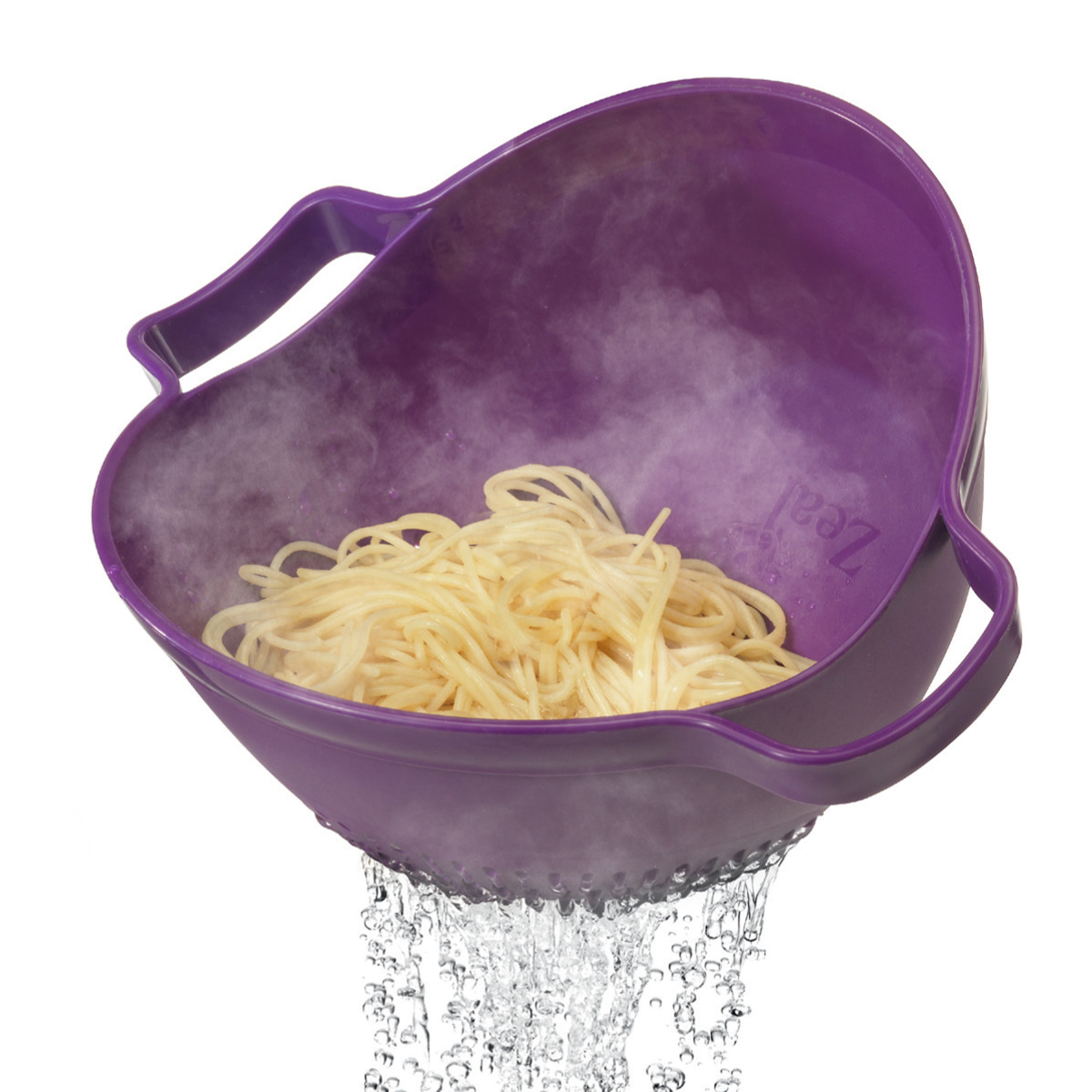 drain tilt and serve colander - Kcheninnovationen 2015