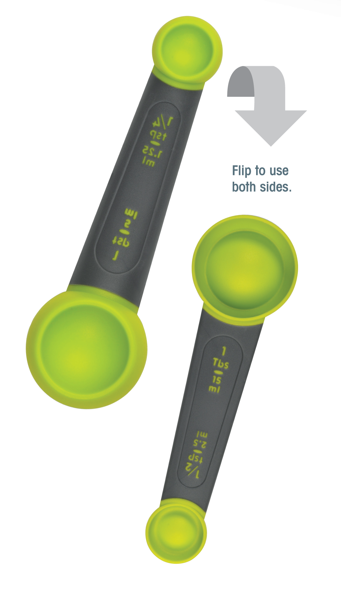 4 in 1 Double Sided Measuring Spoon | Kitchen Innovations Inc