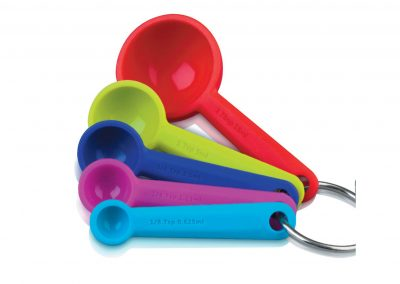 Silicone Measuring Spoon Set