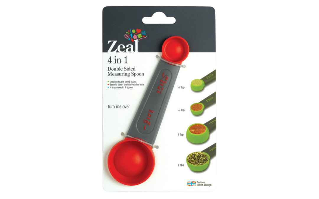 4 in 1 Double Sided Measuring Spoon