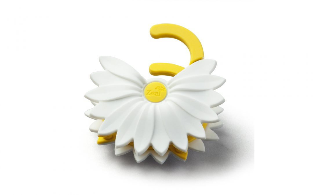 Daisy Clip to Pan Spoon Rest
