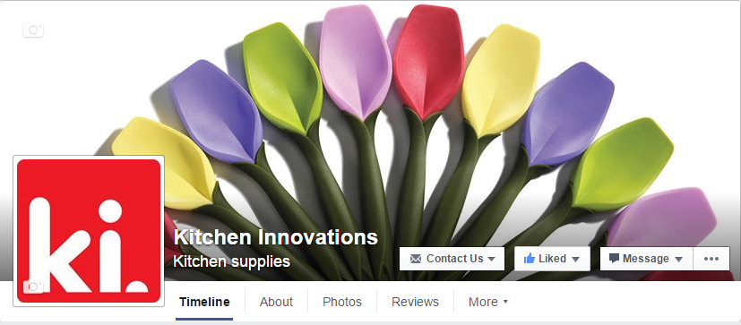 Kitchen innovations Inc facebook Page