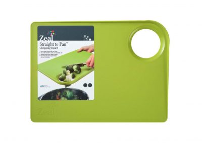 Straight to Pan™ Chopping Board