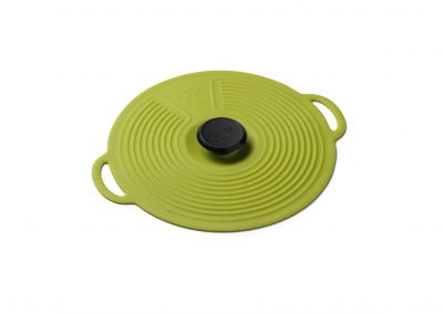 Self Sealing Silicone Lid