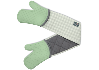 Steam Stop™ Waterproof Classic Double Oven Gloves